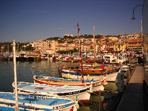 Learn french in Marseilles - Cassis
