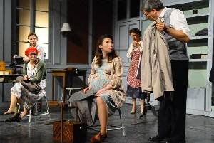 Theatre de Lenche Marseille - L'Atelier de J.C. Grumberg 11/2008. Français en Provence IDLangues